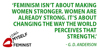 Feminist Quotes Extraordinary Great Feminist Quotes To Inspire You This Christmas Virago