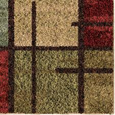 better homes and gardens e grid area rug