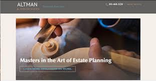 charitable planning attorney expert estate lawyer altman ociates