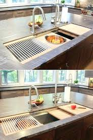 kitchen design get the dish rack off counter so many ideas for hiding countertop towel holder
