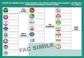 Elezioni Regionali Calabria 2021, come si vota e preferenza di genere