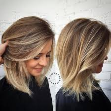 Easy mid length haircuts