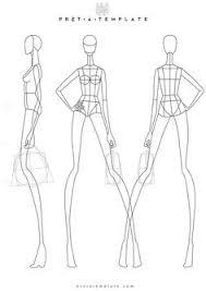 213 Best Fashion Figure Templates Images Fashion Illustrations
