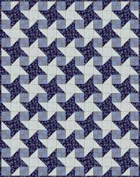 Quilt a Milky Way Pattern Step-By-Step Tutorial & Milky Way Quilt in Blues and Neutrals Adamdwight.com