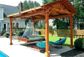 simple wood patio covers. Unique Wood How To Build A Wood Patio Cover Free Standing Fascinating Stand  Alone  To Simple Wood Patio Covers