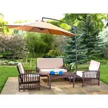 sunbrella cantilever umbrella umbrellas treasure garden
