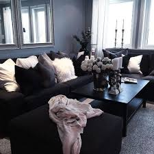 black furniture living room ideas. Wonderful Room Incredible Goth Living Room Ideas For Inspiration Black Furniture I