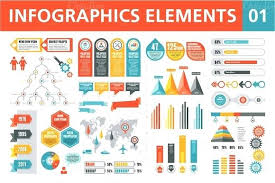 Infographic Powerpoint Template Free Templates Survey Download