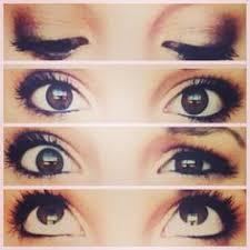 cute natural eye makeup top 10 tutorials best eye makeup looks for brown eyes2 make up polyvore