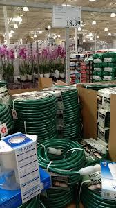 costco flexon 100ft garden hose kink free with inner rod 25yr warranty 18 99