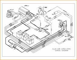 36 volt club car golf cart wiring diagram golf cart wiring diagram rh chocaraze org