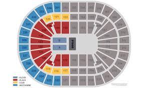 Blues Hockey Tickets Seating Chart Seat Locator Enterprise Center