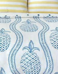 colton lane eastern accents pineapple bobble duvet cover super super king duvet cover super king size