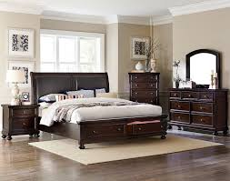 full size bedroom sets for cheap. chester 5-piece queen bedroom set - cherry full size sets for cheap r