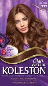 wella koleston hair dye kit 7 77 deer