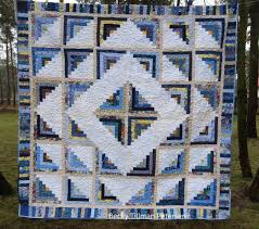 24 Traditional Quilt Patterns: Free Traditional Quilt Blocks and ... & Cabin Fever Blues Quilt Pattern Adamdwight.com