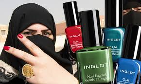 muslim women finally able to embrace manicures thanks to new breathable nail polish that fits religious restrictions daily mail