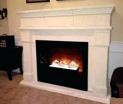 electric fireplace mantels electric fireplace stone mantel canada