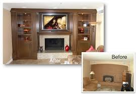 In Wall Entertainment Cabinet Entertainment Center Custom Cabinet Home Theater Built In