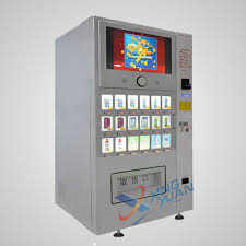 Mechanical Vending Machines Cool Multimedia Vending MachineRefrigerated Vending MachinesMechanical