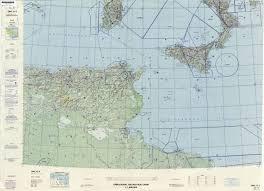 Mexico Navigation Charts Operational Navigation Charts Perry Castañeda Map