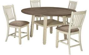 rustic tone two and costco dining board tables torjin counter chairs room chair covers sets leahlyn