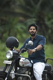 Image result for dulquer motorcycle