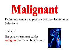 acclimate definition. 40 malignant definition: tending to produce death or deterioration (adjective) sentence: the cancer team treated tumor with radiation. acclimate definition