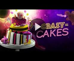 Theres A New Variety Show On Toggle Called Crazy Cakes Looks