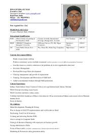 Download Chef Resume Haadyaooverbayresort Com