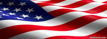 american flag facebook cover