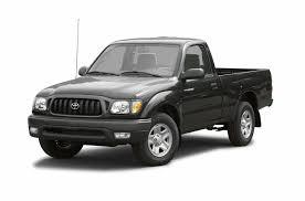 2003 Toyota Tacoma vs 2003 Ford Ranger and 2003 Chevrolet S-10 ...
