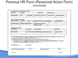 Personnel Action Form #9958A07B0C50 - Greeklikeme