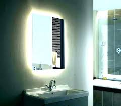 Illuminated wall mirrors for bathroom Restroom Back Lighted Mirror Mirrors For Bathroom Wall Bathrooms Illuminated Lighte Nice Lighted Bathroom Tempered Glass Panels Insulated Glass Panels Bathroom Wall Mirrors Lights Over Mirror Beautiful Illuminated For