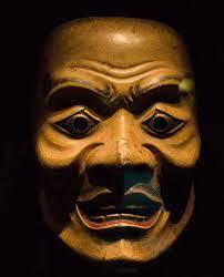 japanese for mask file 17th century japanese noh mask jpg wikimedia commons