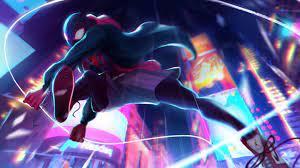 3840x2400 Spiderman Miles Morales ...