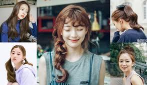 ตามเทรนด 25 ทรงผม Korean Hairstyles ของสาวเกาหล ทมา