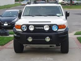 FJ Runner Style fog light mount - Page 2 - Toyota FJ Cruiser Forum