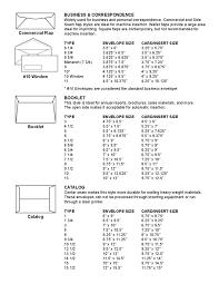 Envelope Size Chart Pdf Envelope Size Chart Google Search Envelope Size Chart