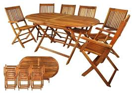 dining table group garden furniture
