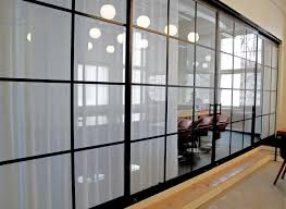 Glass Office Wall Toimistolasiseint Glass Office Wall A