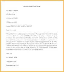Employment Termination Letter Templates Termination Letter Sample Employee Storywave Co