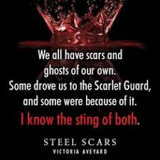 e from steelscars by victoria aveyard scar esbook esred queen