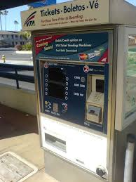 Credit Card Vending Machines Safe Interesting 48 best South Bay images on Pinterest Light rail Amazing places
