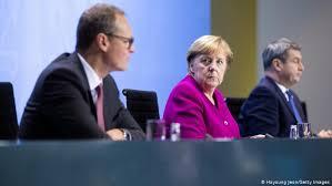 März verlängert werden, friseure könnten aber womöglich schon am 1. Angela Merkel Sieht Jahrhundert Herausforderung Deutschland Dw 15 10 2020