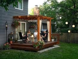 backyard deck design ideas. Small Backyard Deck Design Ideas Designs Home Interior