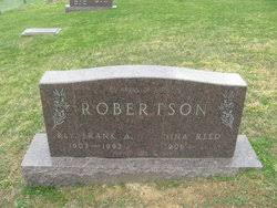 Rev Frank Abney Robertson (1903-1993) - Find A Grave Memorial