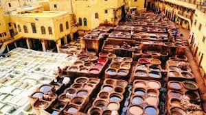Fas'ın yüzlerce yıllık tabakhaneleri - SEYAHAT Haberleri