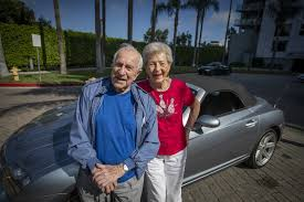 100-year-old Los Angeles woman loves to bowl, drives convertible ...