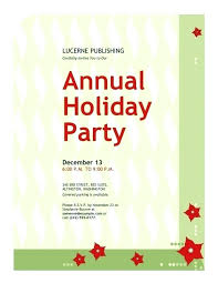 corporate dinner invite free holiday party invitation templates plus corporate dinner